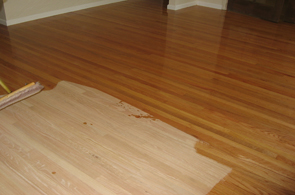 Hardwood Floor Sealer wood floor sealers particularly in water based coatings main job is to provide an excellent bonding coat to the substrate while providing a suitable Buffing Between Coat Is Used For A Smooth Finish